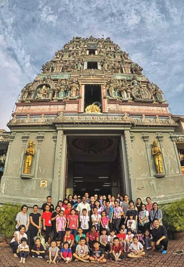 Indian Temple Trip