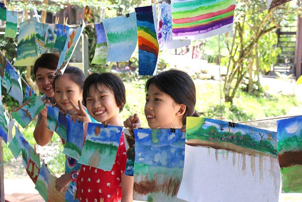 Outdoor painting-2