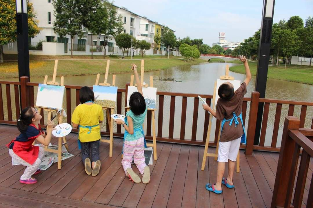 Outdoor painting-4